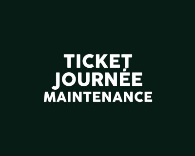 Ticket intervention journée